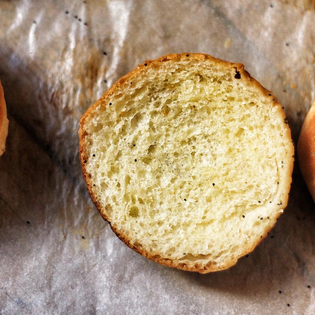 خبز البريوش للبرجر – CHEF HISSA'S